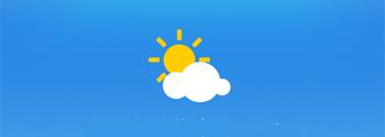 HTML5 天气预报